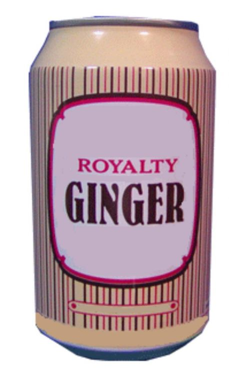 GINGER ROYALTY