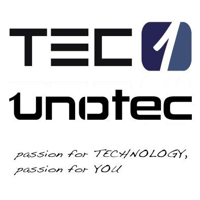 TEC1 UNOTEC PASSION FOR TECHNOLOGY PASSION FOR YOU