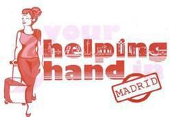 YOUR HELPING HAND IN MADRID
