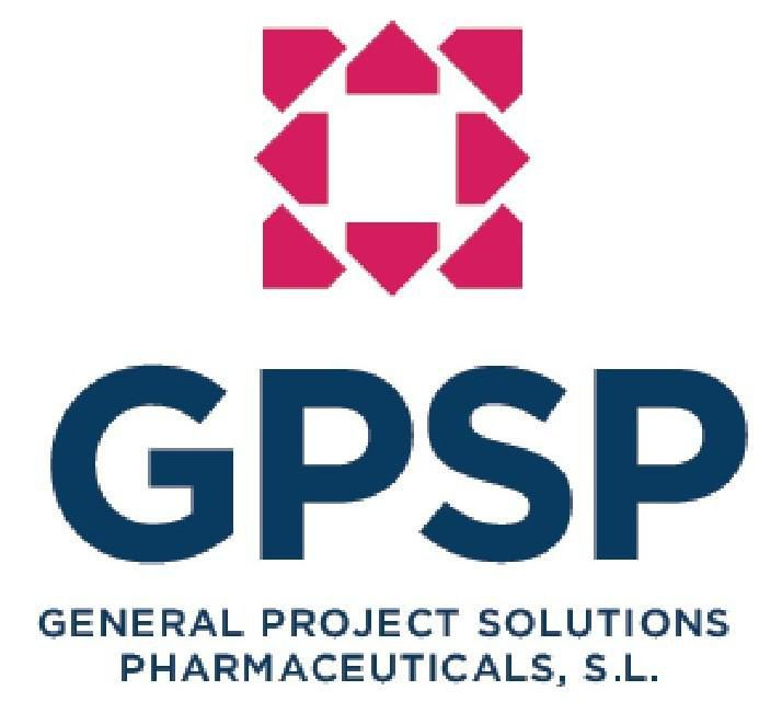 GPSP GENERAL PROJECT SOLUTIONS PHARMACEUTICALS, S.L.