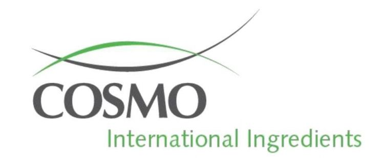 COSMO INTERNATIONAL INGREDIENTS
