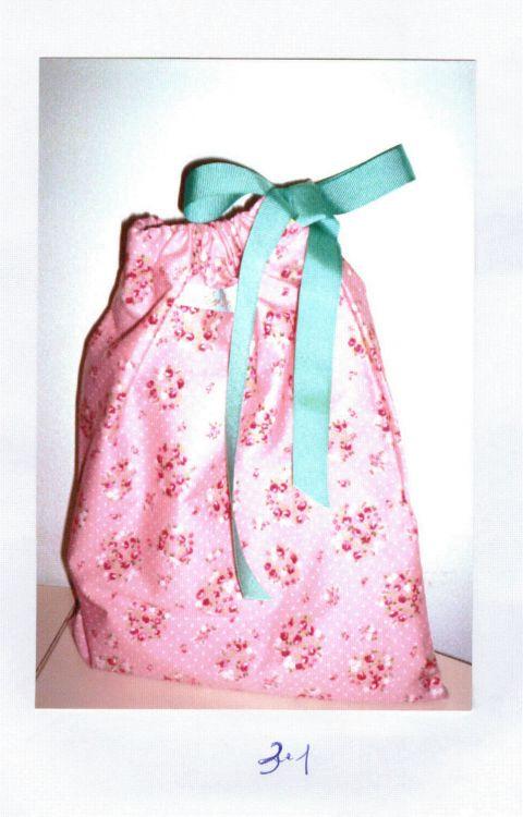 Bolsa de tela para guardar ropa interior de ni os o calzado - Bolsas de tela para ninos ...