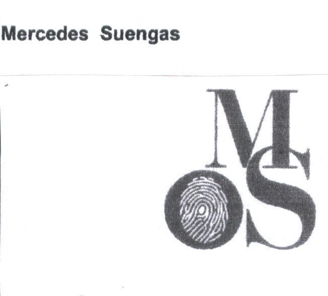 MERCEDES SUENGAS MS