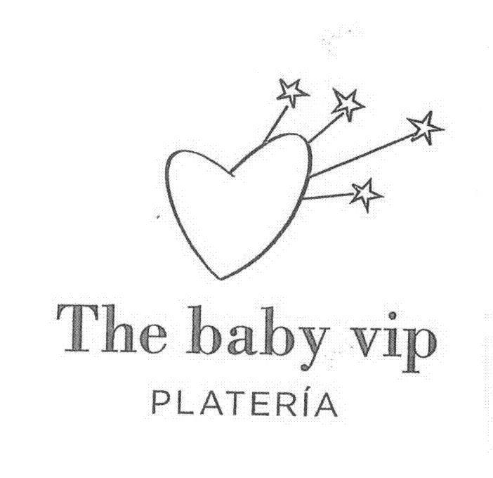THE BABY VIP PLATERIA
