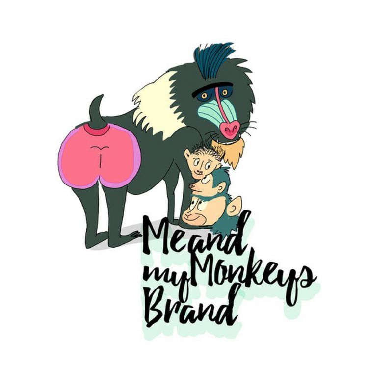 ME AND MY MONKEYS BRAND