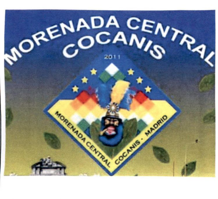 MORENADA CENTRAL COCANIS 2011