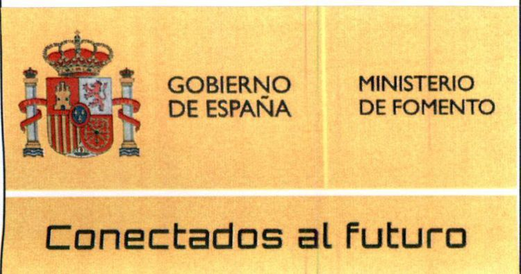 Gobierno de espa a ministerio de fomento conectados al futuro for Ministerio de seguridad espana