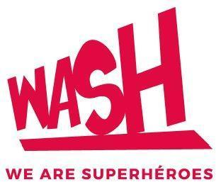 WASH WE ARE SUPERHEROES
