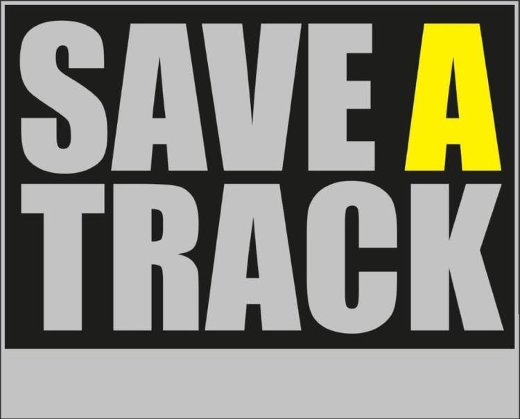 SAVE A TRACK