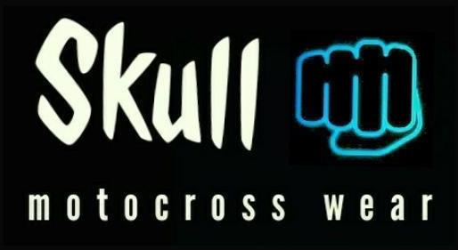 SKULL MOTOCROSS WEAR