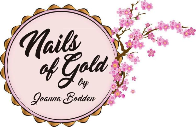 NAILS OF GOLD BY JOANNA BODDEN