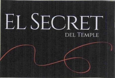 EL SECRET DEL TEMPLE