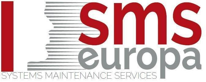 SMS EUROPA SYSTEMS MAINTENANCE SERVICES