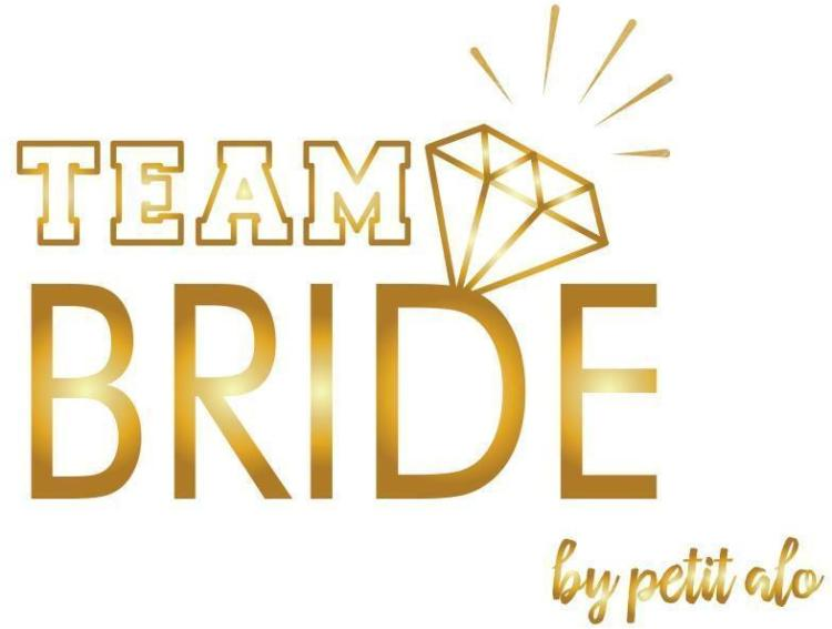 TEAM BRIDE BY PETIT ALO
