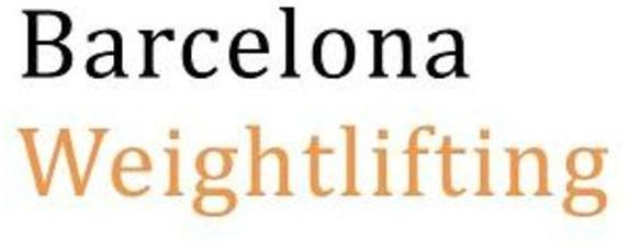 BARCELONA WEIGHTLIFTING