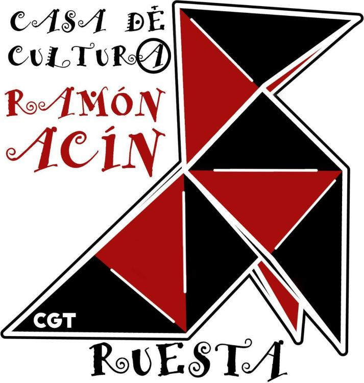 CASA DE CULTURA RAMON ACIN CGT RUESTA