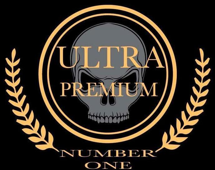 ULTRA PREMIUM. NUMBER ONE.