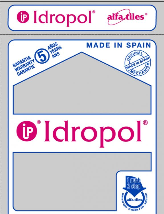 IP IDROPOL ALFA.TILES